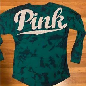 PINK Victoria's Secret Tops - PINK fleece Sz XS